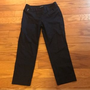 White House Black Market Cropped Leg Pants